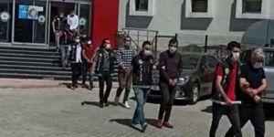 Uyuşturucu ticareti operasyonlarında 35 kişi tutuklandı