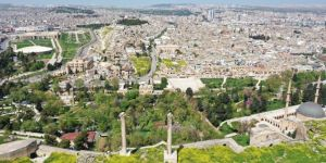 Şanlıurfa'da Covid-19 nedeniyle 55 yerleşim yeri karantinaya alındı