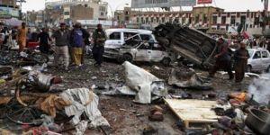 Pakistan'da Patlama: 65 Ölü 200 Yaralı