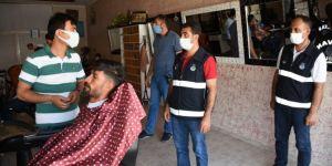 Şanlıurfa'da Coronavirus tedbirlerine uymayan 23 bin 790 kişiye ceza verildi