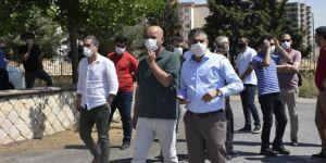 Mardin Devlet Hastanesinin ek hizmet binasının yer teslimi yapıldı