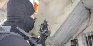 Mardin'de PKK operasyonunda 10 kişi gözaltına alındı