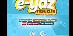 Anadolu Gençlik Derneğinden e-yaz etkinliği