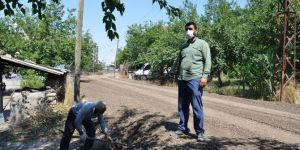 Diyarbakır'da mahalleliler: Mahallede asfalt üstüne asfalt yapılmasını istemiyoruz