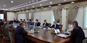 İçişleri Bakan Yardımcısı İnce Diyarbakır'a çalışma ziyaretinde bulundu