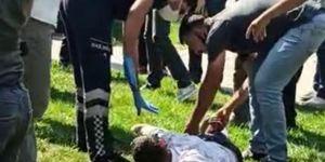 Diyarbakır'da tarihi Sur içinde silahlı saldırıda 1 kişi yaralandı