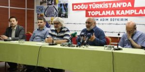 """""""Step by Step Genocide in East Turkistan"""" report was shared with the public"""