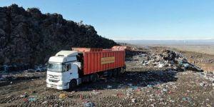 Diyarbakır'ın çöp boşaltma sorunu için katı atık tesisi kuruluyor