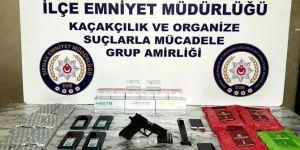 Şırnak'ta kaçakçılık operasyonu: 49 gözaltı
