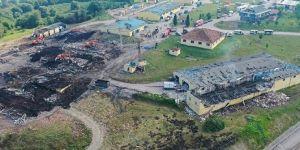 Sakarya'daki patlamaya ilişkin fabrikanın 2 sahibinden biri tutuklandı