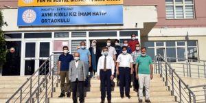"""Malatya Valisi Baruş: """"Öğrenciler Sportif Faaliyetlerden Geri Kalmamalı"""""""