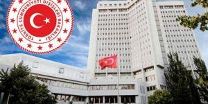 Dışişleri Bakanlığı: Ermeni silahlı unsurlarının saldırısını kınıyoruz