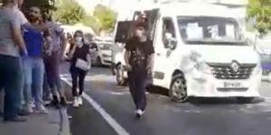 Diyarbakır'da minibüste 'öksürük' kavgası
