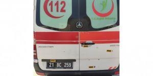 Diyarbakır'da doğum vakasına giden ambulansa silahlı saldırı düzenlendi