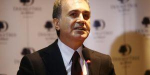 """AK Parti Sözcüsü Çelik: """"Bu ahlaksız bir iftiradır"""""""