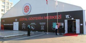 Diyarbakır'da 15 Temmuz Zaferi'nin anlatıldığı Dijital Gösterim Merkezi açıldı
