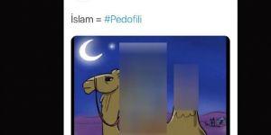 Peygamberimize ve İslam'a hakaret eden alçak pislik gözaltına alındı
