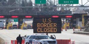 Meksika ve ABD Covid-19 nedeniyle sınırlarını 21 Ağustos'a kadar kapattı