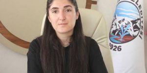 HDP'li Diyadin Belediye Başkanı Betül Yaşar tutuklandı