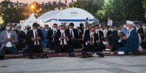 Şanlıurfa'da 15 Temmuz şehidleri hayırla anıldı