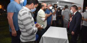 Bağlar Belediyesi 15 Temmuz etkinliğinde stand açtı