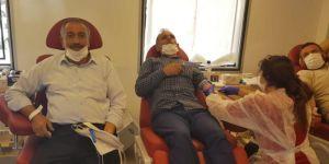 """Kızılay'dan kan bağışı kampanyası: """"Sizin 15 dakikanız başkasının bir ömrü olsun"""""""