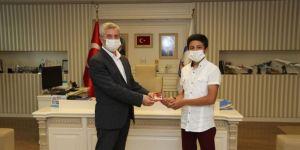 Gaziantep'te Kur'an-ı Kerim'i güzel okuyanlar ödüllendirildi