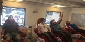 Hani ilçe halkından 333 ünite kan bağışı