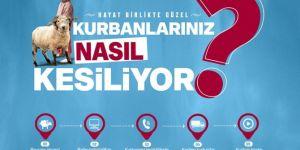 Mersin Umut Kervanı Kurban Bayramı'nda hedefine ulaşmayı amaçlıyor