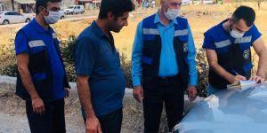 Diyarbakır'da çevre koruma ekibi kuruldu