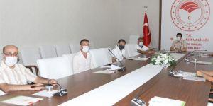 Diyarbakır'da Mandalarda Suni Tohumlama Proje Toplantısı yapıldı