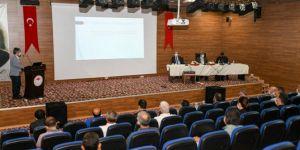 Van'da Pandemi Kurulu Toplantısı gerçekleştirildi