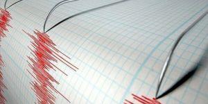 İran'da 4,5 büyüklüğünde deprem