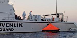 İzmir Foça'da tekne battı: 2'si çocuk 4 kişi hayatını kaybetti