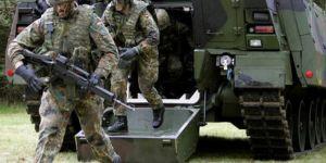 Almanya'dan, Türkiye'ye 25,9 milyon Euro tutarında askeri malzeme satışına onay