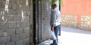 Ergani Umut Kervanı 230 aileye kurban eti ulaştırdı