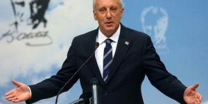 Muharrem İnce'den yeni parti kuracağı iddiasına ilişkin açıklama