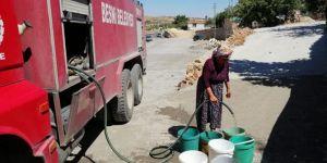Besni Belediyesi'nden su kesintisine ilişkin açıklama