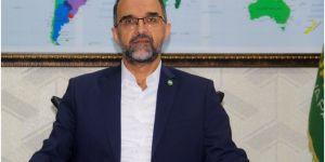 HÜDA PAR Genel Başkanı Sağlam'dan, Lübnan halkına başsağlı mesajı