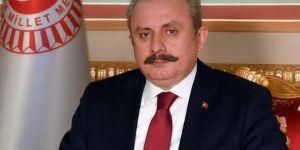 """TBMM Başkanı Şentop: """"Türkiye pek çok ülkede olduğu gibi Lübnan halkına da el uzatacaktır"""""""