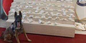 Gürpınar'da 15 kilogram eroin ele geçirildi