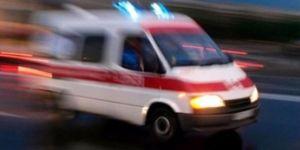Siverek'te tarım işçilerini taşıyan minibüs devrildi: 20 yaralı