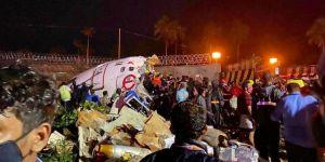 Hindistan'daki uçak kazasında ölenlerin sayısı 14'e yükseldi