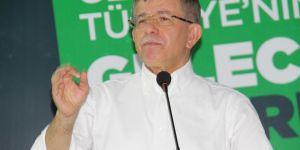Gelecek Partisi Genel Başkanı Davutoğlu, partisinin Diyarbakır İl Kongresinde konuştu