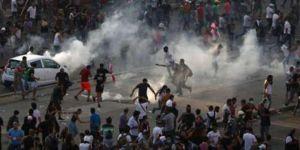 Beyrut'ta protestolar devam ediyor
