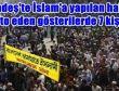 Bangladeş'te 'İslam'a hakarete' protesto gösterilerinde 7 kişi şehid oldu