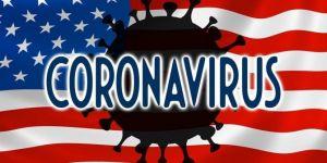 Li Amerîkayê di 24 seatên dawî de 653 kes ji ber Coronavîrusê mirin