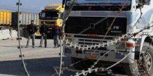 Siyonist işgalciler Gazze'ye akaryakıt girişini yasakladı