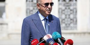 """Cumhurbaşkanı Erdoğan: """"Abu Dabi'deki büyükelçimizi geri çekebiliriz"""""""
