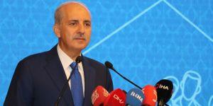 """AK Parti Genel Başkanvekili Kurtulmuş: """"Vazifemiz fıtrata uygun düzeni oluşturmaktır"""""""